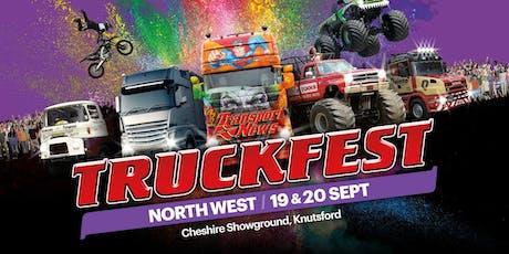 Truckfest North West Truck Entry 2020 tickets