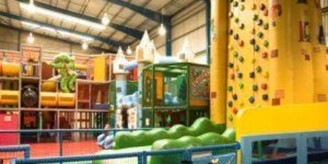 CLAPA Cardiff Christmas Party at 'Jump' tickets