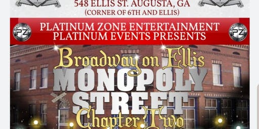 Monopoly Street Chapter Two Dinner Theater