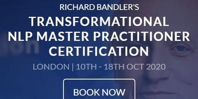 Licensed Master Practitioner of NLP™