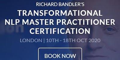 Licensed Master Practitioner of NLP™