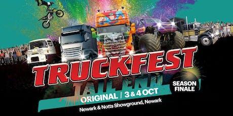 Truckfest Original Truck Entry 2020 tickets