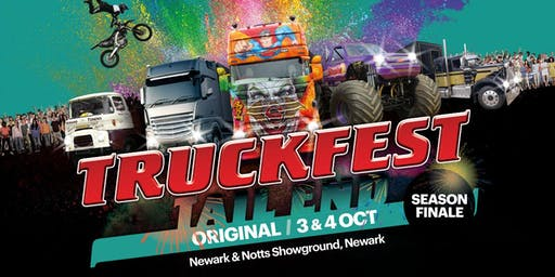 Truckfest Original Truck Entry 2020