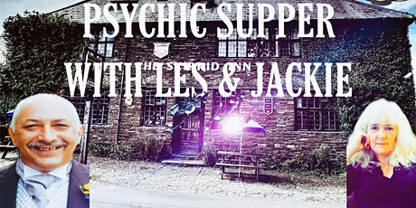 Skirrid Inn Psychic Supper With Les and Jackie - £25 P/P tickets