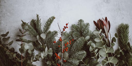 Eco- Friendly Festive Wreath Workshop