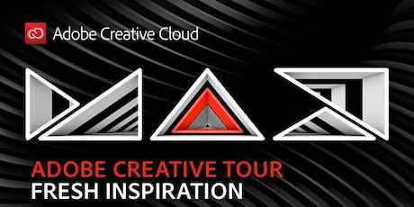 Adobe Creative Tour Milano 20 Novembre 2019 biglietti