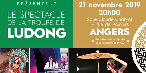 Spectacle Ludong, Grand Public - ANGERS