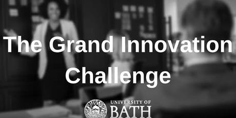 CLT Lunchtime Hub: Grand Innovation Challenge tickets