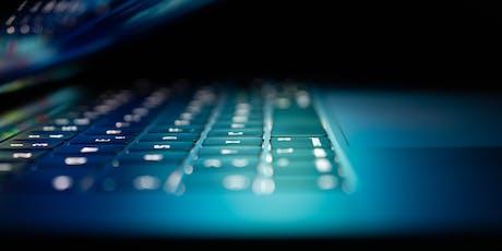 Management de la sécurité et de la  cybersécurité des données. billets