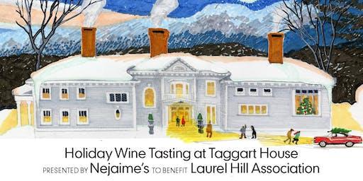 Holiday Wine Tasting at Taggart House / Stockbridge