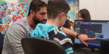 Kids Coding Python Holiday Camp tickets