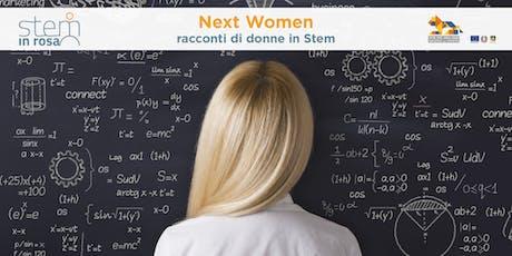 Next Women biglietti