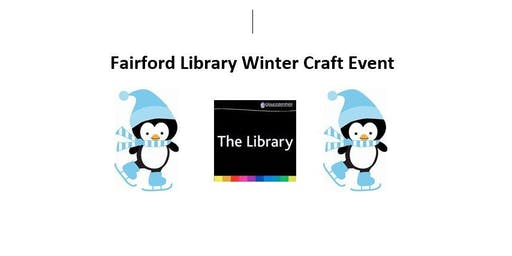 Fairford Library Winter Crafts