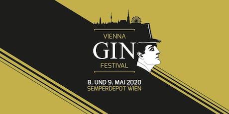 VIENNA GIN FESTIVAL 2020 tickets