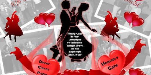 10th Annual Valentine Social