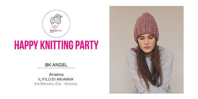 Knitting Party - Betta Beanie - ANCONA