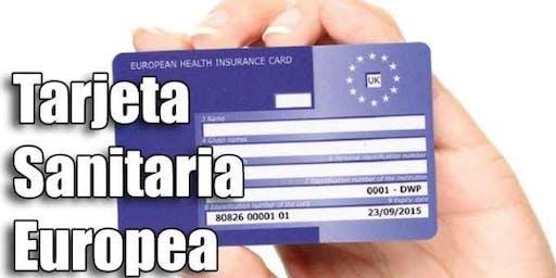 Simposio sobre la Tarjeta Sanitaria Europea
