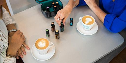 Coffee & Essential Oils Power Hour