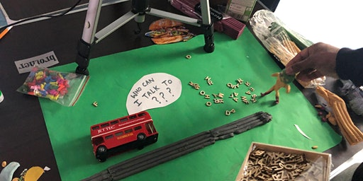 3-day Stop-Motion Animation Workshop