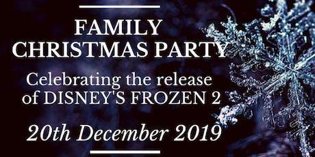 Stoke Aldermoor Christmas Party tickets