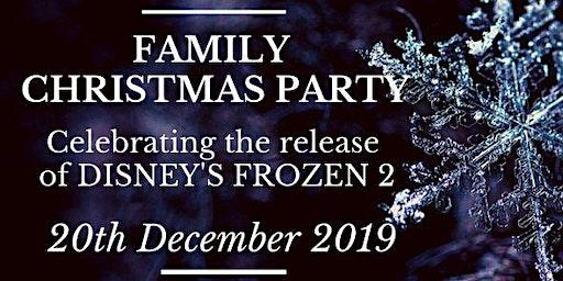 Stoke Aldermoor Christmas Party