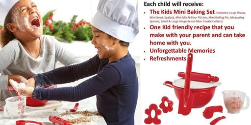 Kid's Day In The Kitchen