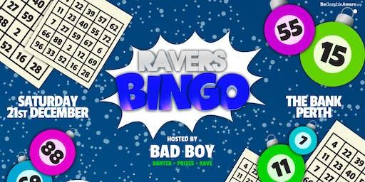 Ravers Bingo: Perth