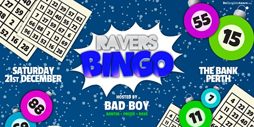 Ravers Bingo: Perth