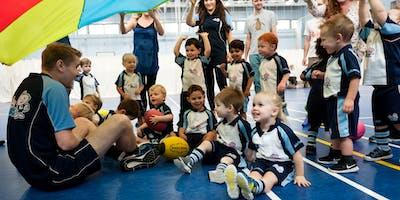 Rugbytots classes in Bridgend (Sundays)