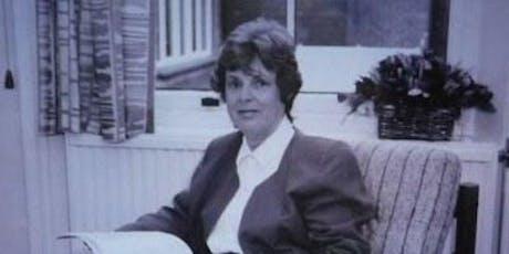 2019 Dorothy Buchan Memorial Lecture - Prof. Judith Mossman tickets