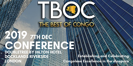 The Best of Congo Conference 2019 tickets