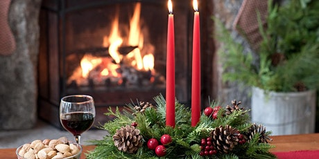 Make your own holiday centerpiece tickets