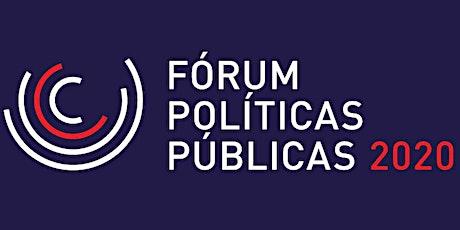 Fórum das Políticas Públicas 2020 bilhetes