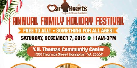Annual Holiday Family Festival tickets