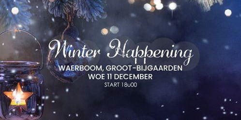 Winter Happening @ Waerboom, Dilbeek
