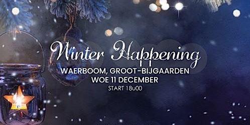 Winter Happening @ Waerboom, Dilbeek