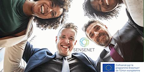"""SENSENET : Formation """"Diversité & Inclusion"""", outils et bonnes pratiques tickets"""