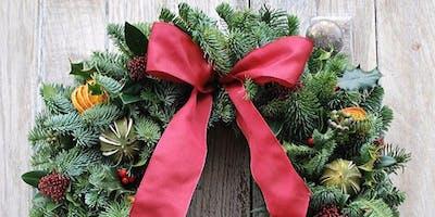CHRISTMAS WREATH WORKSHOP at Langham Wine Estate