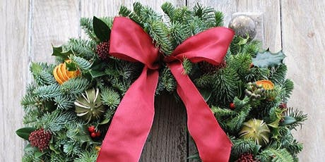 CHRISTMAS WREATH WORKSHOP at Langham Wine Estate tickets