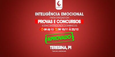 Inteligência emocional para passar em provas e concursos