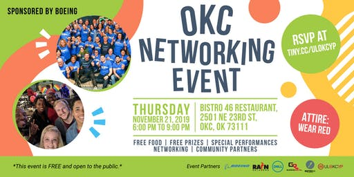 OKC Networking Event