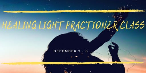 Healing Light Practitioner Class