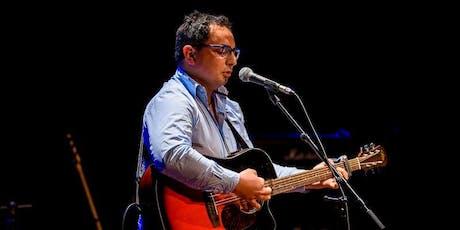 Concert David Junes billets