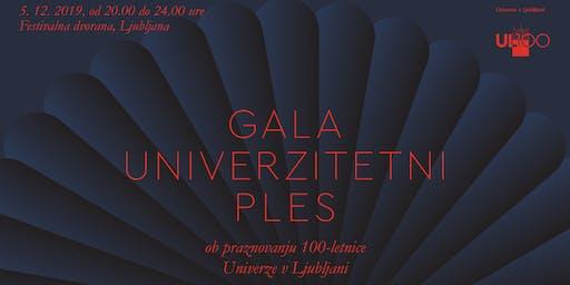 Gala univerzitetni ples Univerze v Ljubljani