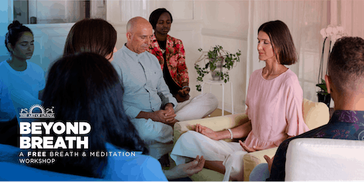 'Beyond Breath' - An Introduction to The Happiness Program - Dubai