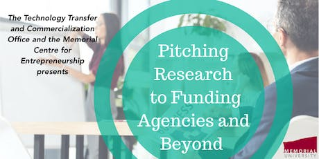 Learn How to Pitch Research Ideas to Funding Agencies, Investors and Beyond tickets