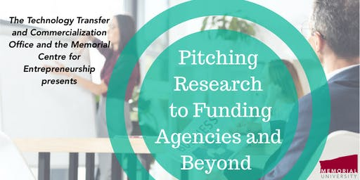 Learn How to Pitch Research Ideas to Funding Agencies, Investors and Beyond