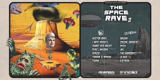 The Space Rave II