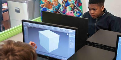 May half term Games design Holiday Camp