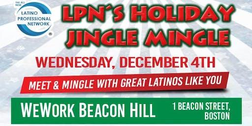 Latino Holiday Jingle Mingle Networking Mixer